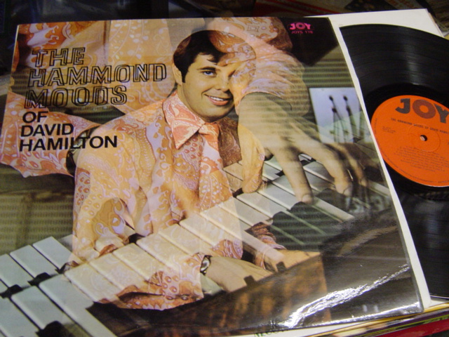 David Hamilton - The Hammond Mood - Joy Records JOYS.178